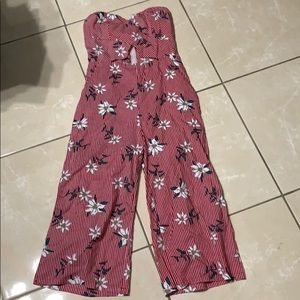 New with tags size medium Agacci romper